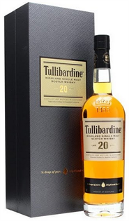 Tullibardine Scotch Single Malt 20 Year 750ml